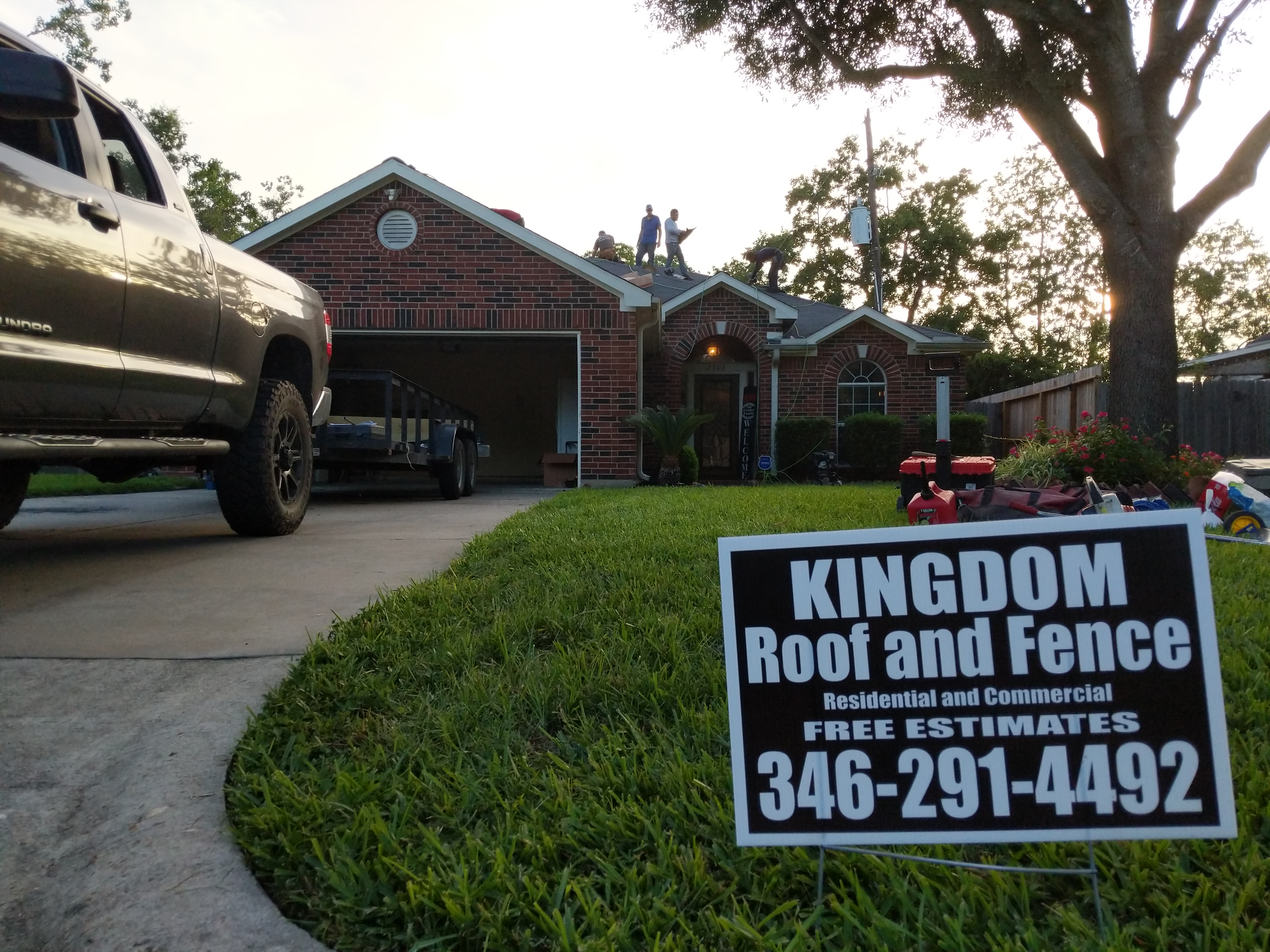 Roofing Contractor in Katy Texas